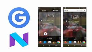 Google New Nexus Android 7.0 Nougat Launcher Preview ...