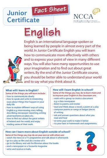 english ballyhaunis community school