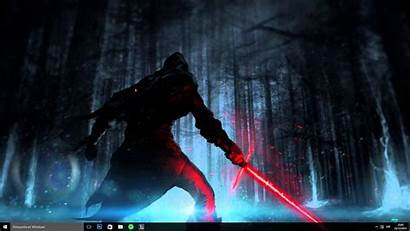Windows Wallpapers Background Moving Cool Kylo Ren