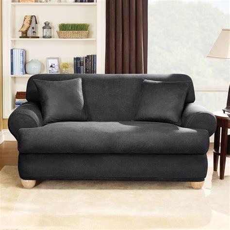 Sofa Slipcover Set by Two Cushion Sofa Slipcover Sofas Wonderful Individual