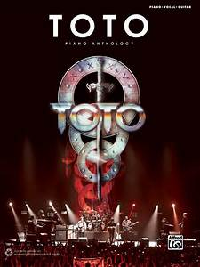 Alfred Publishing Toto  Piano Anthology  Vocal