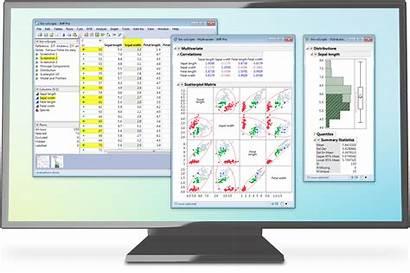 Jmp Analysis Software Data