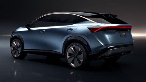 Дізнайтеся більше про nissan ariya 2021. Nissan Ariya: first look at the 389bhp AWD electric ...