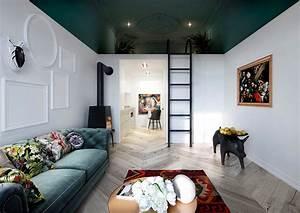 50 Small Studio Apartment Design Ideas 2019 Modern
