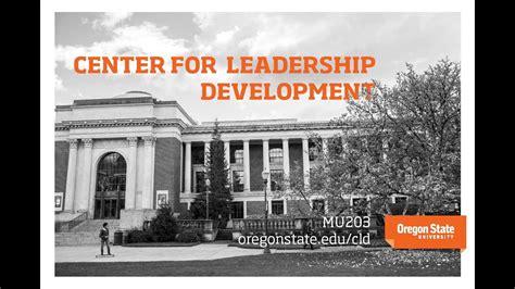 center  leadership development memorial union youtube