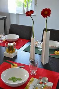 Italienische Deko Ideen : buon appetito italienische tischdeko tiziano ~ Lizthompson.info Haus und Dekorationen