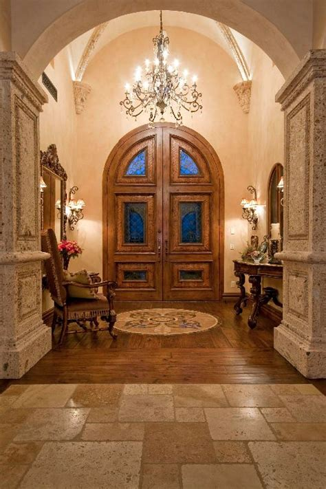 images  interior tuscan home  pinterest