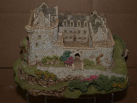 lilliput lane duart castle christmas