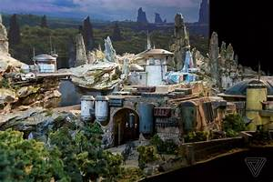 Disney's Star Wars-themed land will be called Star Wars ...
