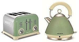morphy richards kettle and toaster set morphy richards kettle toaster ebay