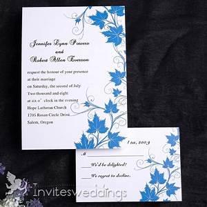 Simple wedding invitations cheap invites at for Simple wedding invitations with pictures