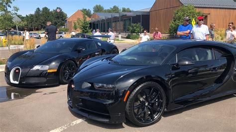 Объём топливного бака bugatti veyron. Bugatti Chiron and Veyron Out and About in Colorado | Torque News