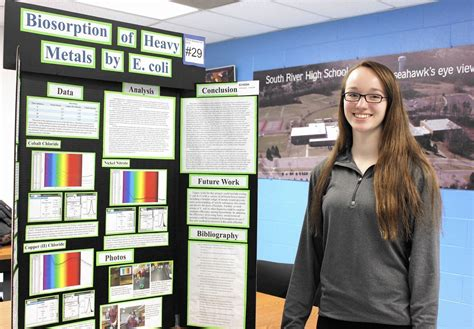 South River High Sweeps County Science Fair Takes Two