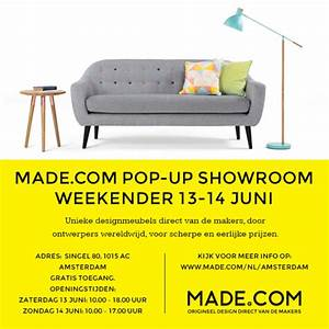 Showroom Made Com : weekendtip pop up showroom interior junkie ~ Preciouscoupons.com Idées de Décoration