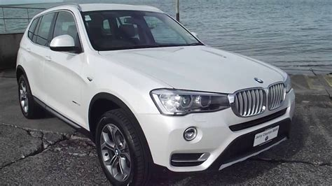 In particular, the new headlights made it look like a downsized x5. 2016 BMW X3 20d xDrive - YouTube