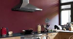Peinture Spéciale Cuisine : peinture pour remplacer credence cuisine id es de travaux ~ Melissatoandfro.com Idées de Décoration