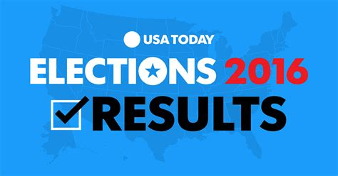primary election results usa today