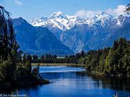 Lake Matheson New Zealand South Island