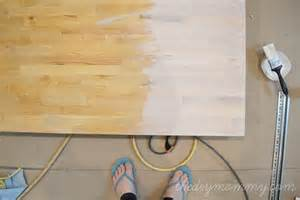 Getting Paint Hardwood Floors