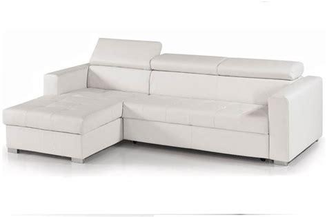 but canapé angle photos canapé d 39 angle cuir blanc