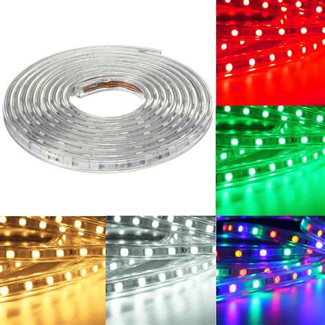 4m 5050 led smd outdoor waterproof rope