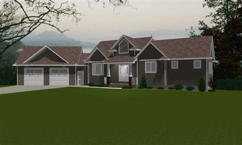 house plans angled garage house plans angled attached garage bungalow floor plans