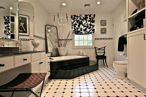 decorating a black and white bathroom black and white bathrooms design ideas decor and accessories 25230