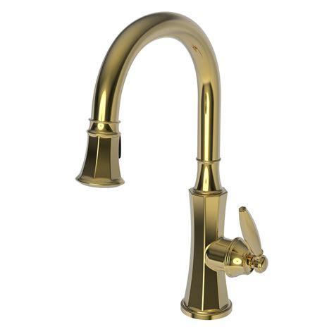 newport brass kitchen faucet newport brass 1200 5103 metropole 1200 5103 pull