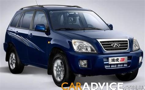 chinese cars coming  australia  caradvice