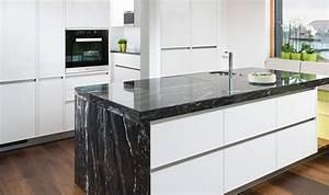 Kuchenarbeitsplatte schwarz dekoration inspiration for Küchenarbeitsplatte schwarz