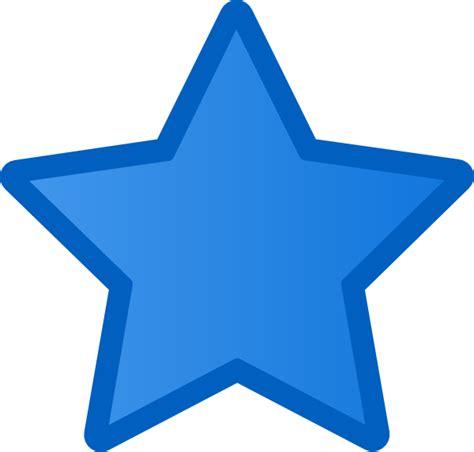blue star clip art at clker com vector clip art online
