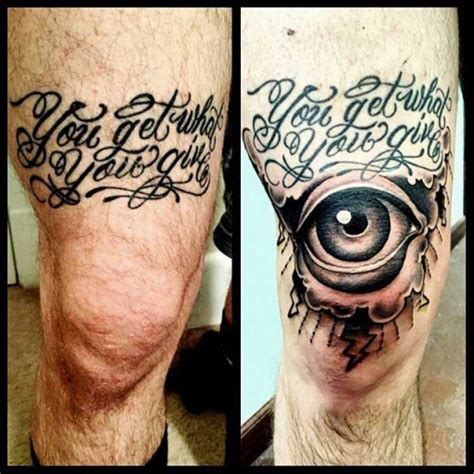 tattoos   knee  tattoo ideas gallery