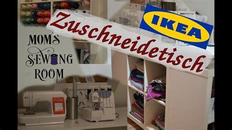Ikea Hacks Arbeitszimmer by Ikea Hacks Der Perfekte N 228 Htisch Hack Zuschneidetisch