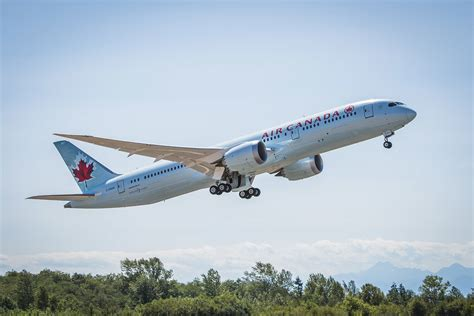 bureau air canada montreal air canada to launch montreal shanghai flights travelpress