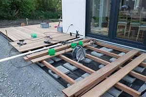 Bankirai terrasse bauen einen bankirai pflanzk bel for Bankirai terrasse bauen