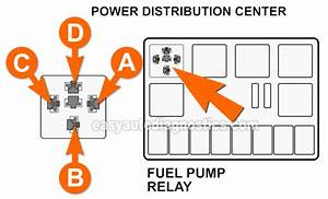 Fuel Pump Circuit Diagram  1994