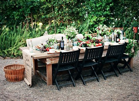 Farm-to-table Wedding Inspiration