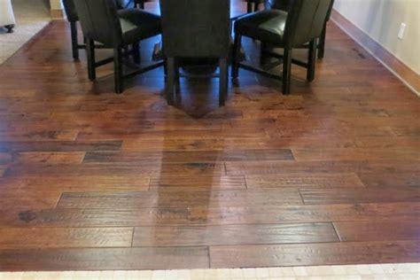 top  benefits  hand scraped wood flooring diy