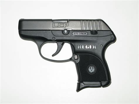 ruger lcp  handgun review reviews