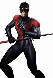 Nightwing New 52 Injustice   www.pixshark.com - Images ...