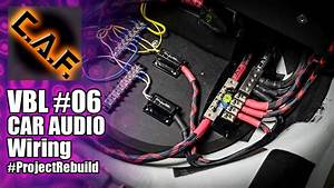 Marine Audio Wiring