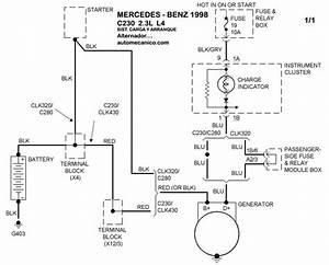 Mercedes Benz User Wiring Diagram Clk320