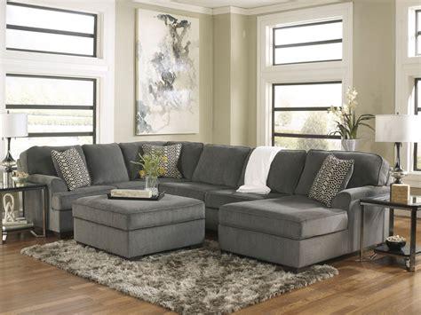 flexsteel leather sofa sole oversized modern gray fabric sofa sectional set