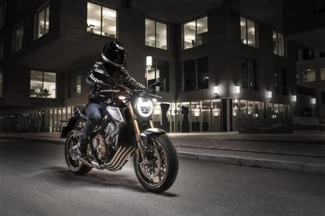 Honda Cb650r Picture by New 2019 Honda Cb650r Review Specs Changes From Cb650f