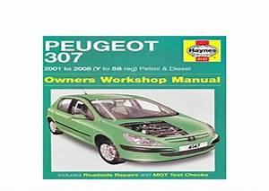 Read Epub Library Peugeot 307 Petrol And Diesel Service And Repair Ma U2026