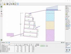 Gabion geotechnical software geo fine