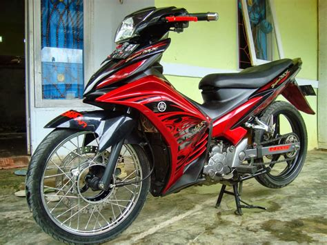 Modif Mx New by Modifikasijupiterz 2016 Modifikasi Jupiter Mx 135 Images
