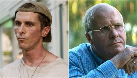 Why Christian Bale Says Done Losing Gaining