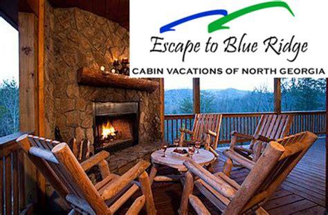 escape to blue ridge cabins mountain escapes cabin rentals