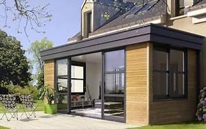 Permis De Construire Veranda : agrandissement maison bois veranda dur autre 1 forum ~ Melissatoandfro.com Idées de Décoration